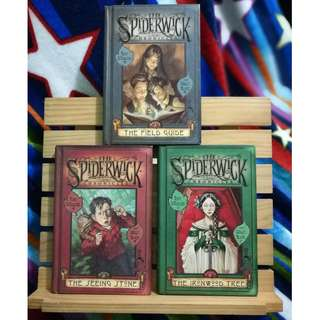 The Spiderwick Chronicles books