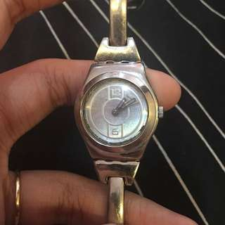 Preloved Auth Swatch Watch from Canada