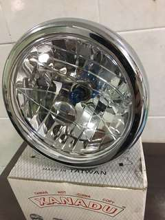 Headlight for RXK RX135