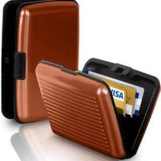 Dompet Kartu Aluminium