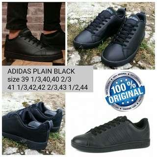 Sepatu Adidas Original Hitam