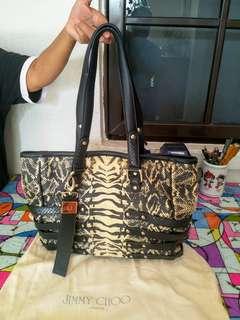 Jimmy Choo tote handbag