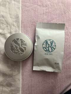 Age 20's Essence Cover Pact (beige 23)