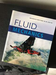 Fluid Mechanics by Frank M. White