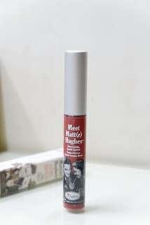 The Balm Matte Lipstick
