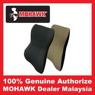 MOHAWK Accessories Lumbar Memory Foam Back Support Cushion