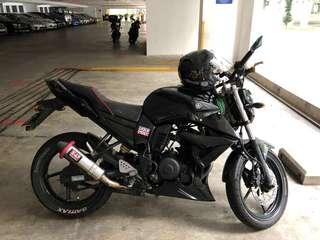 Yamaha FZ16 Gen 2