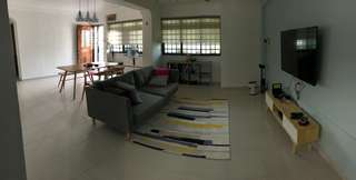 Fully furnished common room with AC in Jurong West for rent