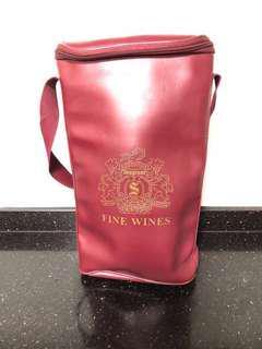 Cooler Bag/wine bag/ storage bag/bag/wine/liquor/beverage bag