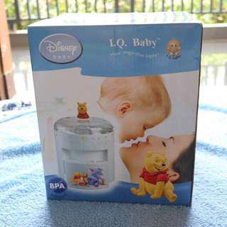 NEW Sterilizer IQ baby Disney