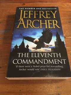 The Eleven Commandment, Jeffrey Archer