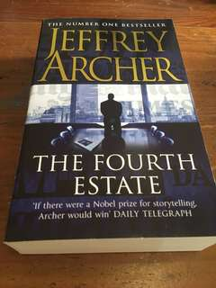 Jeffrey Archer, The Fourth Estate