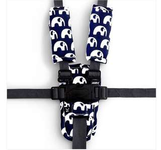 Harness Strap Cover Set