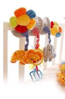 Spiral baby toys