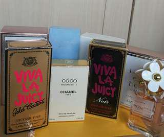Decluttering Perfumes