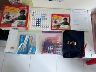 Numicon: First Step Numicon At Home Book/Bundle Kit