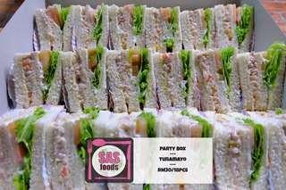 Sandwich Tunamayo