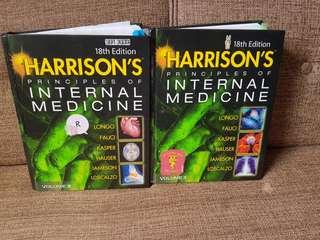 HARRISON'S INTERNAL MEDICINE