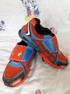 Spiderman Rubber shoes