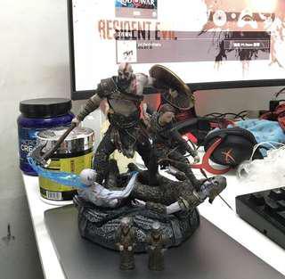 God of war 模型