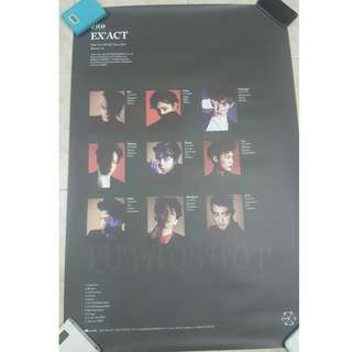 Official EXO Monster Poster