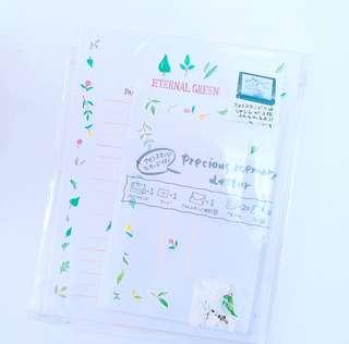 日本小清新系信紙