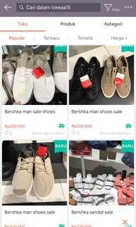 Bershka man sale
