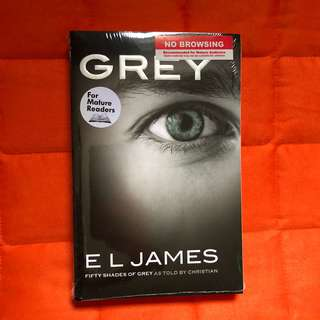 Fifty Shades of Grey as told by Christian