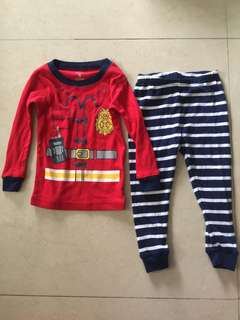 Carter's Pyjamas set