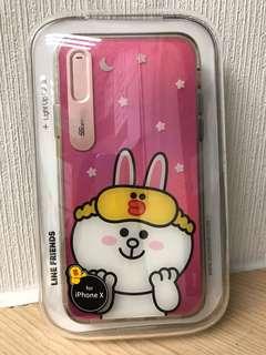 iPhone X 正版兔兔閃燈