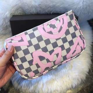 Sling bag + wallet