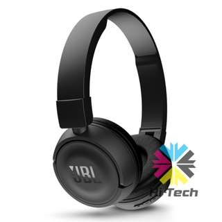 JBL T450BT 頭戴式耳機 JBL T450BT Wireless On-Ear Headphones