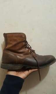 Sepatu timberland size 42