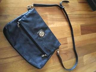 Tori Burch Sling Bag + Pouch SALE