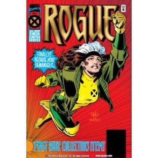 💯 ROGUE (1995) #1 Marvel Comics First issue Collectors Item