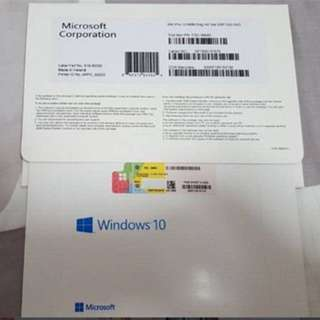 Windows 10 pro Oem - 44 sgd
