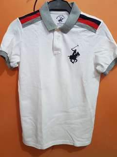 Beverly Hills Poloshirt for Boys (Large)