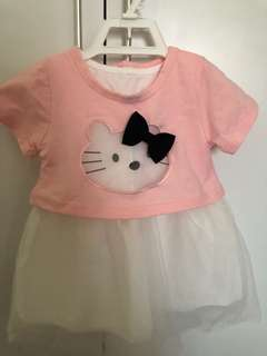 Hello Kitty Dreas (12-18 months)