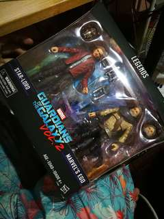 Marvel Legends Guardians of the galaxy Vol2