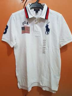 BNWT Polo by Ralph Lauren Long Back