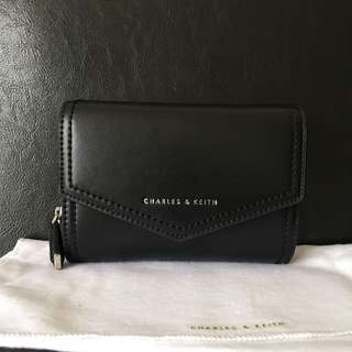 Charles & Keith Small Envelope Wallet