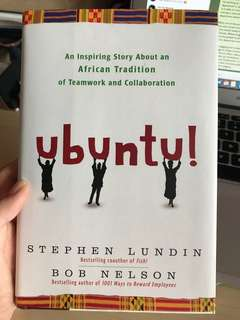 🚚 Ubuntu! An Inspiring Story about an African Tradition of Teamwork and Collaboration