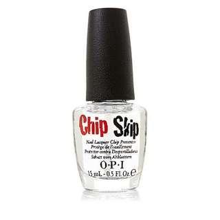 Nails : OPI Chipskip