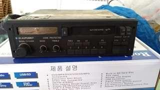 Radio kaset - saga lama