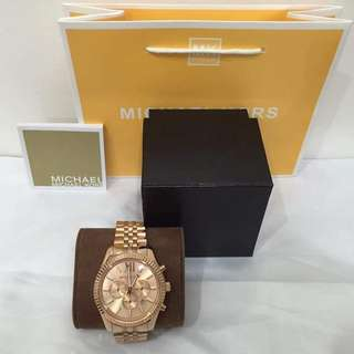 Michael Kors Watches Last Stock Each!