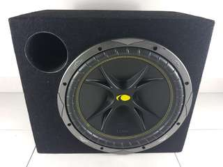 "Kicker 12"" Woofer High Power"