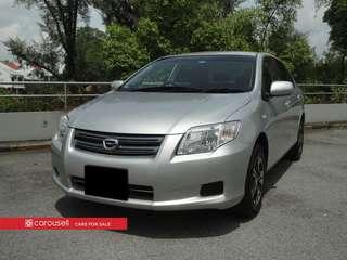 Toyota Corolla Axio 1.5A X (COE till 03/2023)