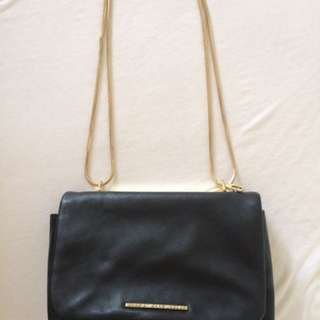 Marc By Marc Jacobs Leather Handbag 真皮斜咩手袋100% real 正品