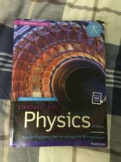 IB SL Physics Textbook