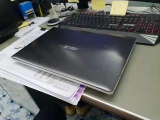 ASUS N55OJK Laptop, NVIDIA GeForce GTX850M
